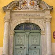 © Traudi  -  Tür zur Kosterkirche St. Hedwig