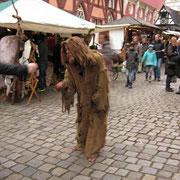 © Traudi - dieser Bettler hat mich am meisten beeindruckt. Man staune: Er läuft barfuß.