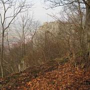 © Traudi - Breitenstein-Fels, im Hintergrund Bissingen