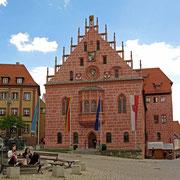 © Traudi - Gotisches Rathaus (1456-1466 erbaut.)