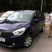 Fam.Rollig Dacia Lodgy