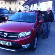 Fam.Sussitz Dacia Sandero Stepway