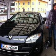 Pontasch Heidelinde  Renault Megane