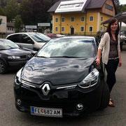 Frau Regenfelder  Renault Clio