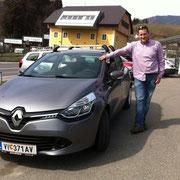 Herr Gratze Renault Clio