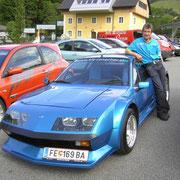 Fijalkowski Eberhard   Renault Alpine A 310 V6