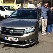 Fam Kogler Dacia MCV