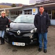 Fam.Gruber Renault Captur