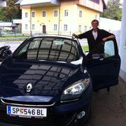 Herr Dullnig Klaus Renault Megane Grandtour