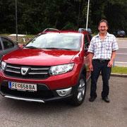 Fam Fischer Dacia Sandero Stepway