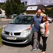 Fam. Gärtner Renault Scenic