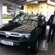 Herr Nessmann Dacia Duster