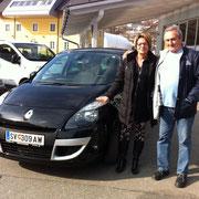 Fam.Guttenbrunner Renault Scenic