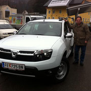 Fam.Steiner Dacia Duster