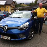 Fam Schweiger Clio GT