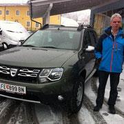 Fam.Manhardt Dacia Duster