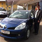Fam.Hintermann Renault Clio