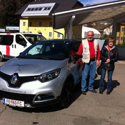 Fam.Fischer Renault Captur