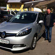 Fam Kumar Renault Scenic