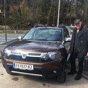 Riepl Johann Dacia Duster