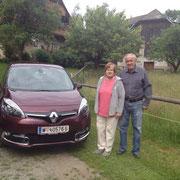 Fam.Kutschera Renault Scenic