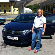Fam Poglitsch Dacia Sandero