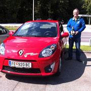 Herr Ebner Renault Twingo