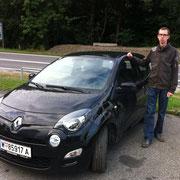 Herr Mag.Graschitz Renault Twingo