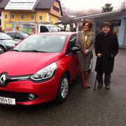 Fam Sedlaczek Renault Clio Grandtour