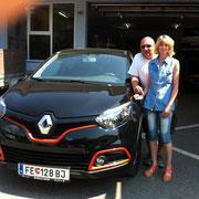 Fam.Gursch Renault Captur