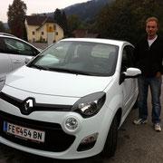 Herr Reichmann Renault Twingo