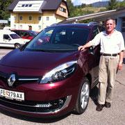 Fam.Ing.Santner Renault Scenic