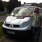 Fa.Süssenbacher  Renault Trafic
