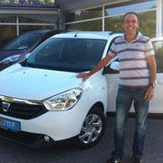 Amtmann Dieter Dacia Lodgy Laureate
