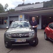 Herr Winkler Dacia Duster