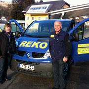 Firma Reko Feldkirchen Renault Trafic