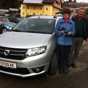 Fam.Faschinger Dacia MCV