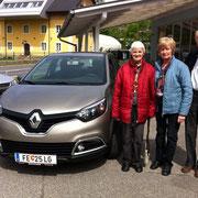Fam.Stich Renault Captur