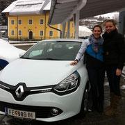 Krammer Christina  Renault Clio