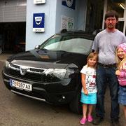 Fam.Hinteregger  Dacia Duster