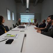 Atelier Business Model salle de formation de Montignac