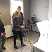Formation Photo prise de vue produits en entreprise pour les établissements Godard