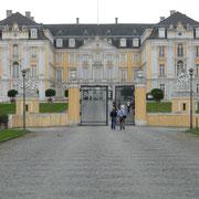 Schloss Augustusburg in Brühl nahe Köln (Welterbe)