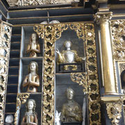 Die Goldene Kammer der Kirche St. Ursula