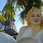Marylin in Paris