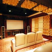 Dimension4™ Symphony в домашнем кинозале