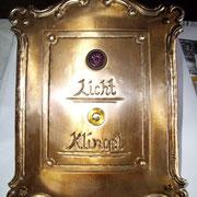 KL 001 - in Messing alt