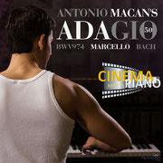Adagio BWV974 - Antonio Macan