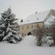 Drosendorf im Winter