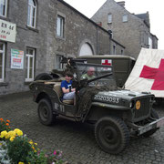 Asbl de véhicules militaires de Viroinval